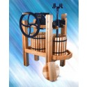 Happy Valley American Harvester 2-Tub Cider Press