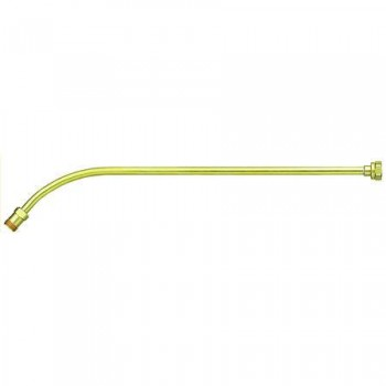Brass Extensions - Curved - Fixed Body