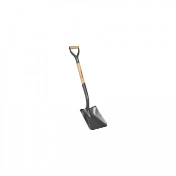 Corona SS-66010 #2 Square Point Hollow-Back Shovel