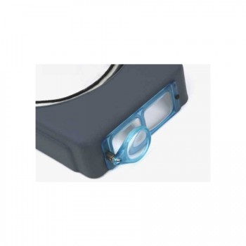 Donegan Optical OptiVISOR w/ Optional OptiLOUPE