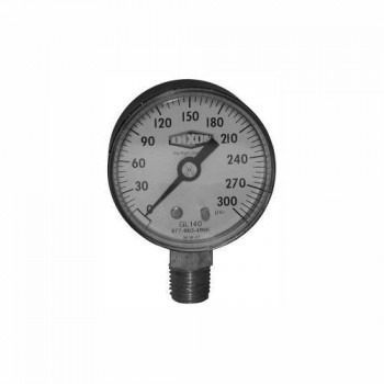 Standard Dry Gauges - ABS Plastic Case - LM