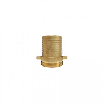 Male Short Shank Suction Coupling, 3 in. & 4 in.