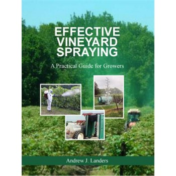 Effective Vineyard Spraying