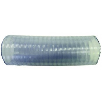 Clear Ribbed Hose - FDA Approved
