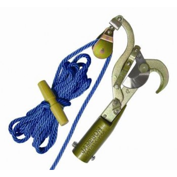 20′ Rope Pull - Wood Handle