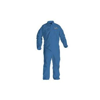 Coveralls - Elastic Wrist/Ankle - No Hood - A20