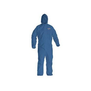 Coveralls - Elastic Wrist/Ankle - Hood - A20
