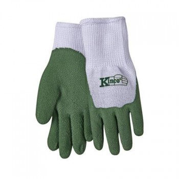 Kid's Latex Dipped Chore Gloves