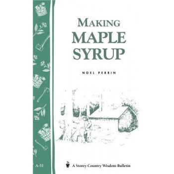 Making Maple Syrup