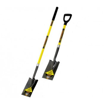 Structron® Garden Spade - Long- or D-Handle