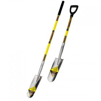 Structron® Drain Spade - Long- or D-Handle