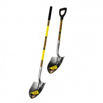 Structron® Round Point Shovel