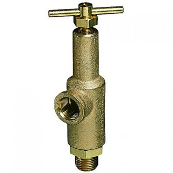 Teejet Brass Relief & Pressure Regulating Valves - Hardened Stainless Steel Seat