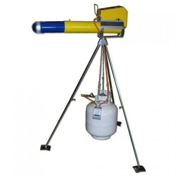 Tripod for Mark 4 Propane Cannon