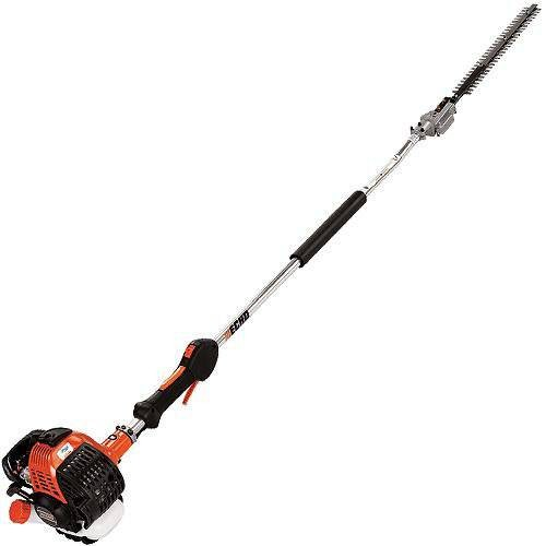 3 Point Hedge Trimmer : Echo hca cc articulating hedge trimmer with i