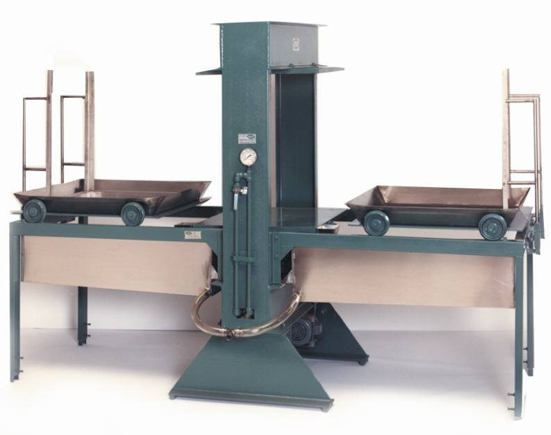 OESCO Commercial Rack & Cloth Hydraulic Cider Pressing System w/Sanifeed