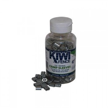 Kiwi Crimp Sleeves for High Tensile Wire, C23