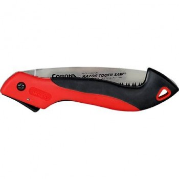 Corona RS-7245 Folding Saw in Closed Position