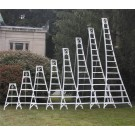 Aluminum Tripod Agricultural Ladders