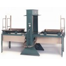OESCO Commercial Rack & Cloth Hydraulic Cider Pressing System w/SS Sanifeed Elevator-Grinder