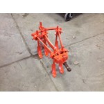 5 Tine Cultivator Attachment - Jolly & Lux