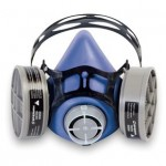Sperian/Honeywell Survivair VALUAIR Plus Half Mask Respirator Set - Discontinued
